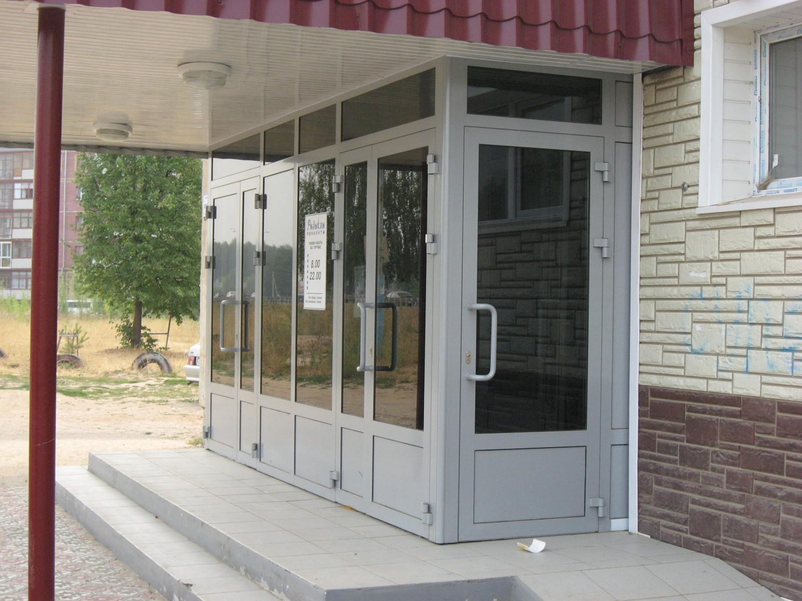 Услуги по обслуживанию автоматических дверей